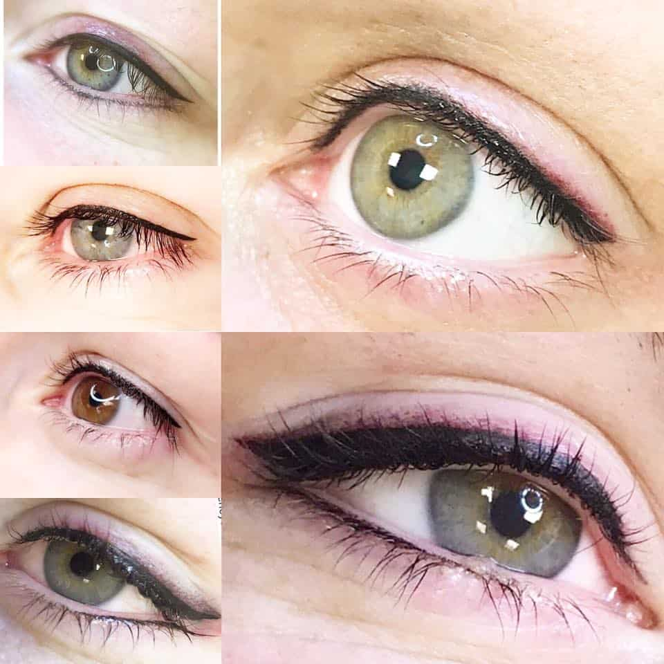 Permenant-Eyeliner-1 Gallery for Semi-Permanent Make-up -The Scalp  & Micro-pigmentation Experts Swindon