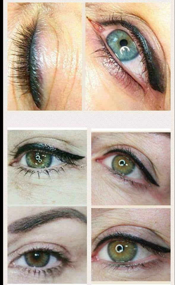 eyebrows-and-eyeliner Gallery for Semi-Permanent Make-up -The Scalp  & Micro-pigmentation Experts Swindon