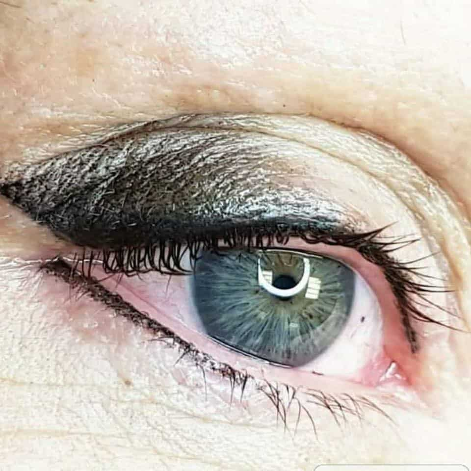 eyeliner Gallery for Semi-Permanent Make-up -The Scalp  & Micro-pigmentation Experts Swindon