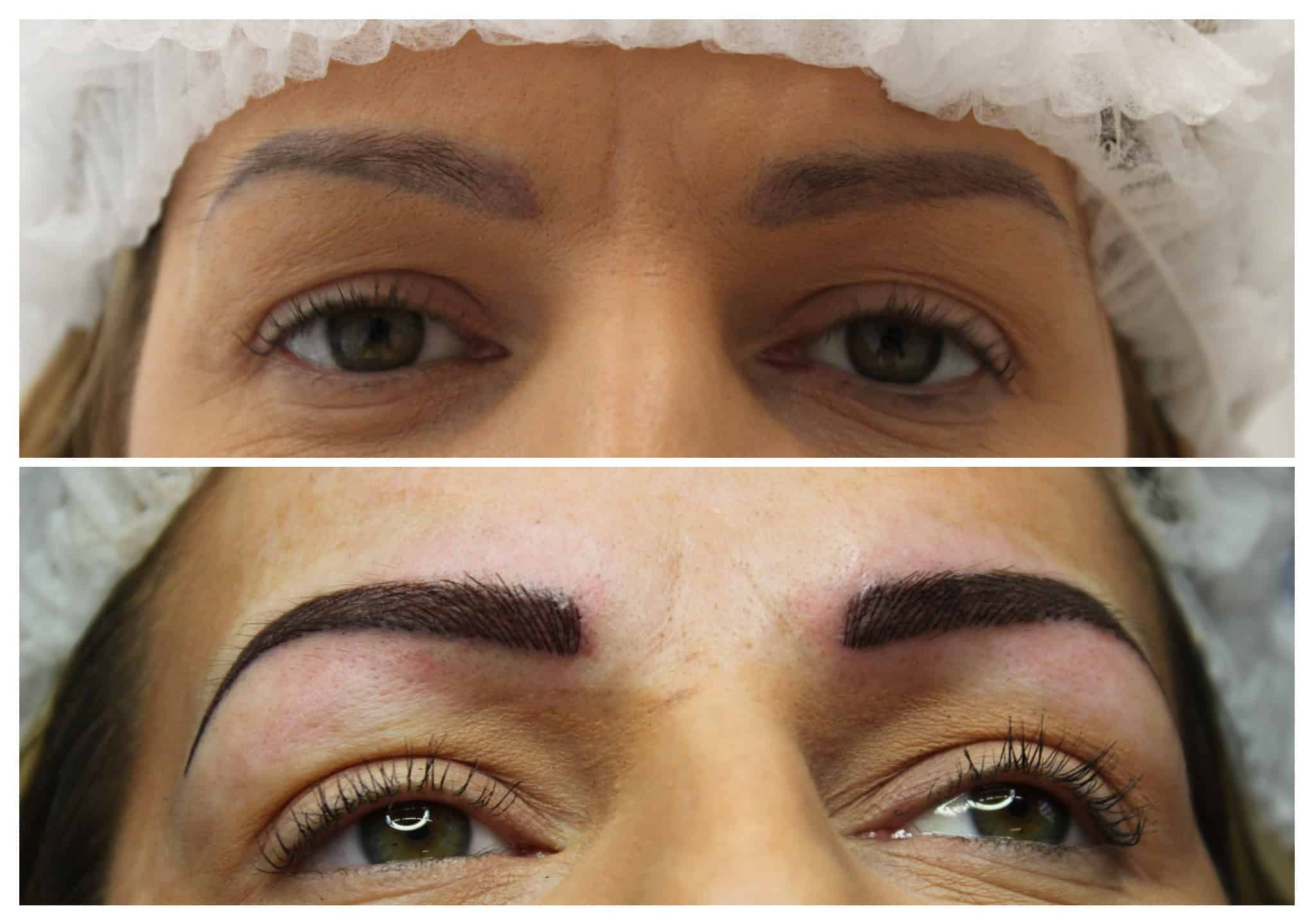 semi-permanent-makeup-eyebrows-2019-10 Gallery for Semi-Permanent Make-up -The Scalp  & Micro-pigmentation Experts Swindon