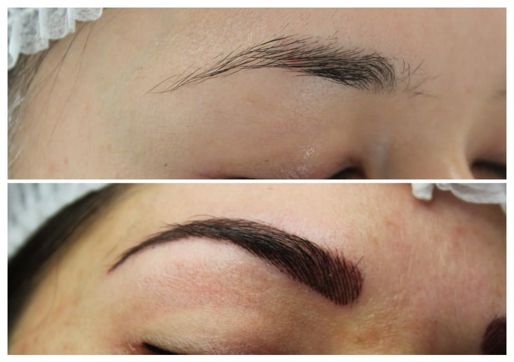 semi-permanent-makeup-eyebrows-2019-3 Gallery for Semi-Permanent Make-up -The Scalp  & Micro-pigmentation Experts Swindon