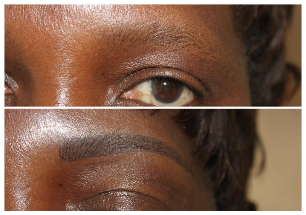 semi-permanent-makeup-eyebrows-June-18-28 Gallery for Semi-Permanent Make-up -The Scalp  & Micro-pigmentation Experts Swindon
