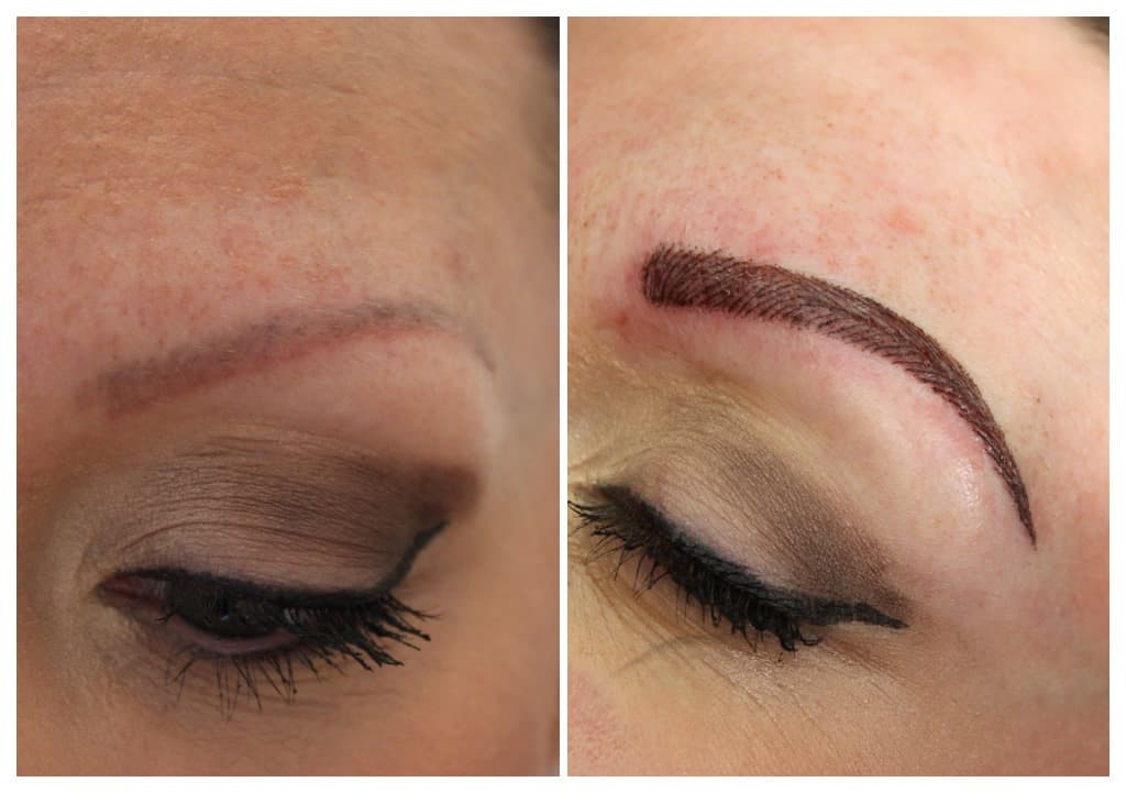 semi-permanent-makeup-eyebrows-MPUK2019 Gallery for Semi-Permanent Make-up -The Scalp  & Micro-pigmentation Experts Swindon