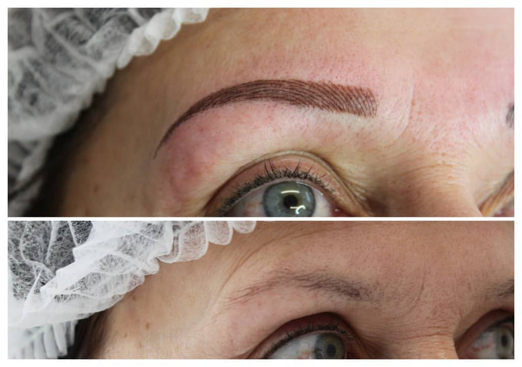 semi-permanent-makeup-eyebrows-feb19 Gallery for Semi-Permanent Make-up -The Scalp  & Micro-pigmentation Experts Swindon