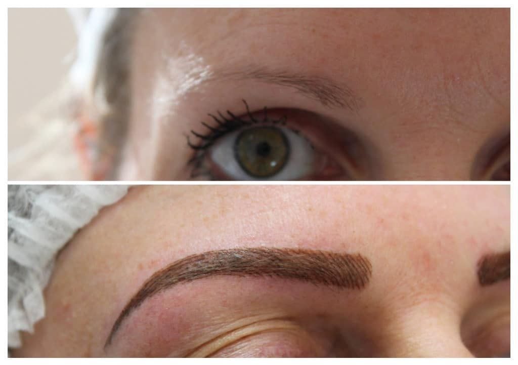 semi-permanent-makeup-eyebrows-mar19 Gallery for Semi-Permanent Make-up -The Scalp  & Micro-pigmentation Experts Swindon