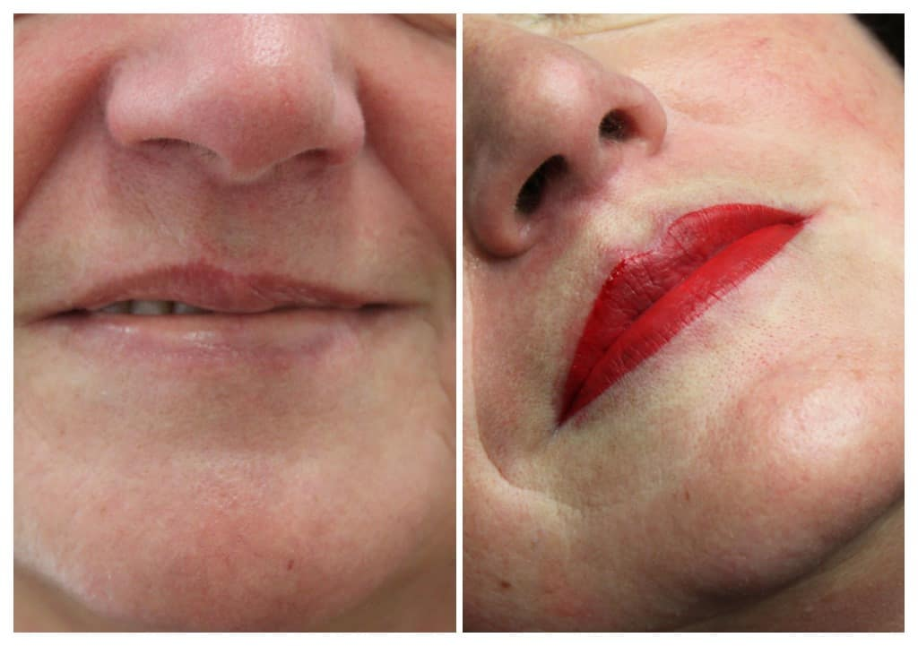 semi-permanent-makeup-lips-2019 Gallery for Semi-Permanent Make-up -The Scalp  & Micro-pigmentation Experts Swindon